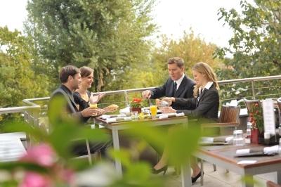 Frühstücken im ARCOTEL Kaiserwasser Copyright: ARCOTEL Hotels - Freigegeben
