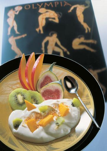 Müsli-Rezept: Zehnkämpfer-Müsli auf ihr Sportler, dass ist für Euch (Vegetarier geeignet) - Foto: Wirths PR