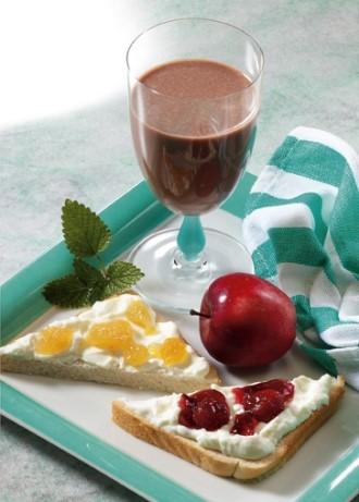 Frühstück: Das Power-Frühstück (Vegetarier geeignet) - Foto: Wirths PR