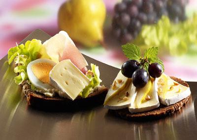 Snack-Rezept: Herzhafte Happys (Ideal für die Silvesterparty) - Foto: Wirths PR